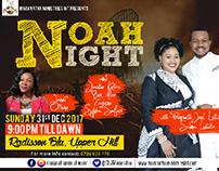 Noah Night Crossover Service 2018