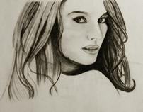 Sketching | Pencil, Charcoal