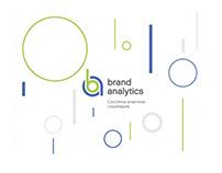 Analytics as brand alphabet