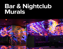 Bar & Nightclub Murals