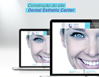 Layout Site Dental Esthetic Center