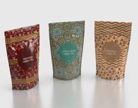 Moroccan Tea (3 Pack designs)