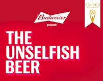 #TheUnselfishBeer - CLIO Awards 2019