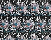 WALLS by Louis Tomlinson (FLYER)