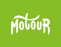 Motour board game