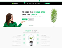 gPlant - Multipurpose ECO, Natural & Environmental PSD
