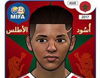 Amine Harit| Morocco | MIFA 2018