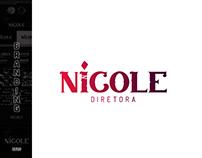 Branding - Nicole Diretora