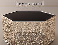 hexos coral by Elvin Shirinov
