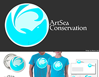 ArtSea Conservation Logo Package