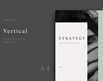 Strategy Vertical Template