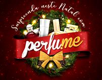 Campanha Natal Perfu.me