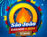 São João Danado de Bom TV Jornal | 2019