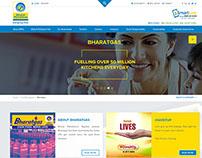 BHARAT PETROLEUM_WEBSITE_REDESIGN