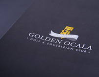 Golden Ocala Golf & Equestrian Club Promo Brochure