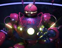 3D ROBOT M-1