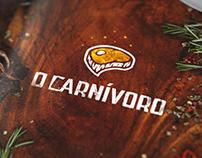 O Carnívoro - Branding