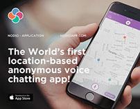 Nodio App