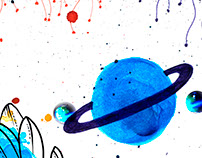 Planet BLUE O.o