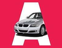 Branding & UI Design for Auction 42