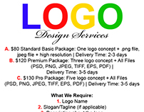 Logo Design Services by BrandingPower365.com