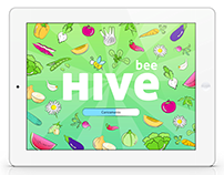 beeHIVE IOT app - Master's Degree Project
