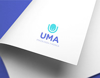 UMA - Brand design