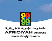 Afiqiyah Airways - 2005