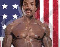 Apollo Creed / Rocky IV
