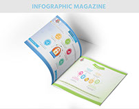 Info graphic Magazine