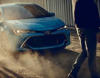 Toyota COROLLA Hatchback - Serie II
