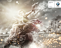 BMW - Resident Evil 2017