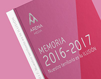 Arena Media book