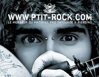 P'tit Rock Hiring Test