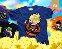 Johnny Cupcakes® Dragon Ball Z