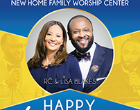 New Home Family Worship Center