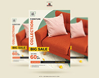 Free Furniture Sale Flyer Template