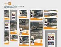 Adverts design | Google Adsense | Facebook | Instagram