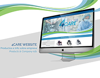 4Care Website