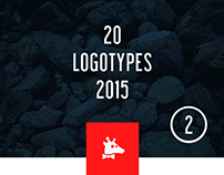 20 LOGOTYPES OF 2015 (2)