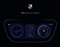 Geom - Electric Classic Car Dashboard