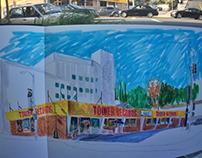 L.A Sketches