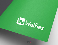 Welfies Logo Concepts Theme : Fitness