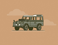 Land Rover Defender Process Video