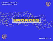 BRONCES: Curso Brother del Futuro 19 - 20