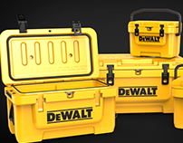 DEWALT Jobsite Coolers