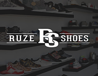 Ruze Shoes // Branding Design