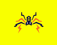 Electric Spider Logo For Sale