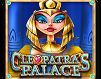 Cleopatra's Palace - POP!Slots Game Art