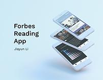 UI - new way of reading